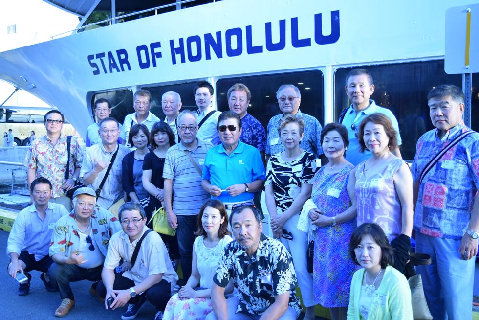 2014年 JY海外研修 (ハワイ、オアフ島)