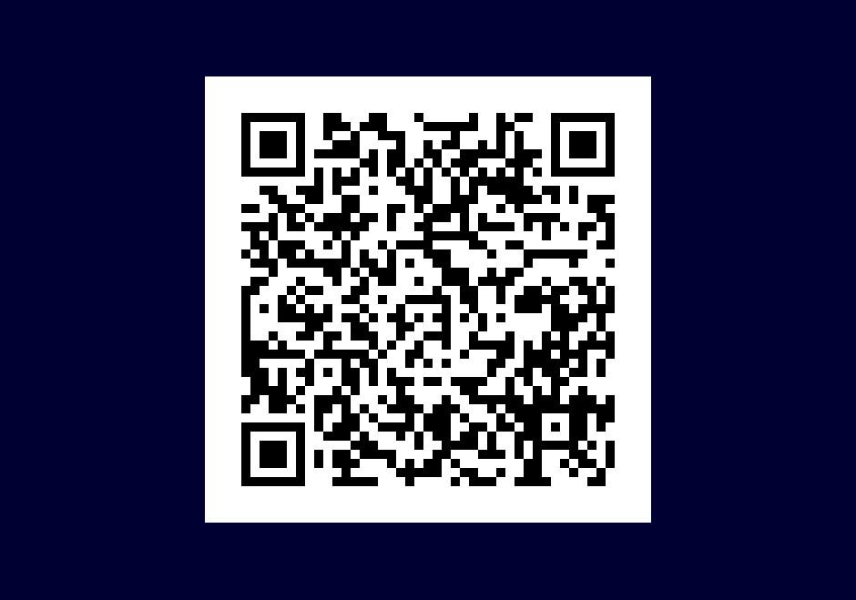 メルマガ登録フォームQRコード