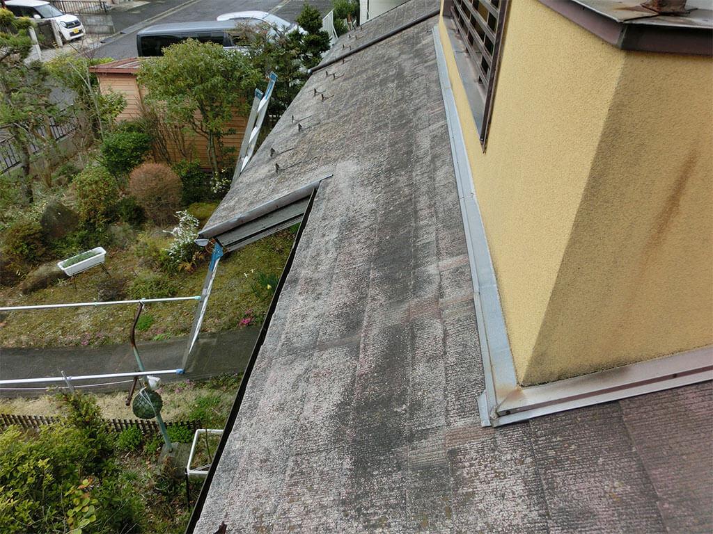 仙台市泉区歩坂町 屋根塗装工事