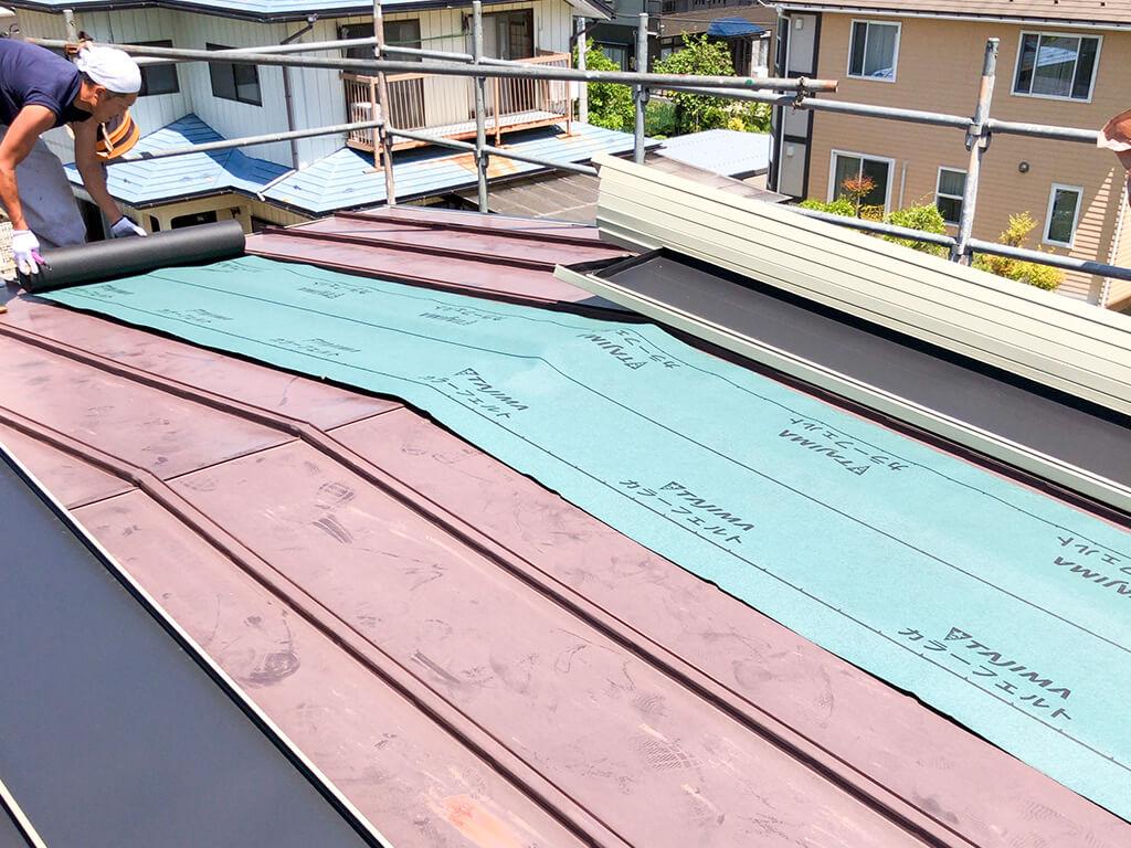 屋根 工事 リフォーム