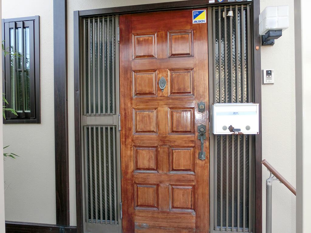 玄関 リフォーム