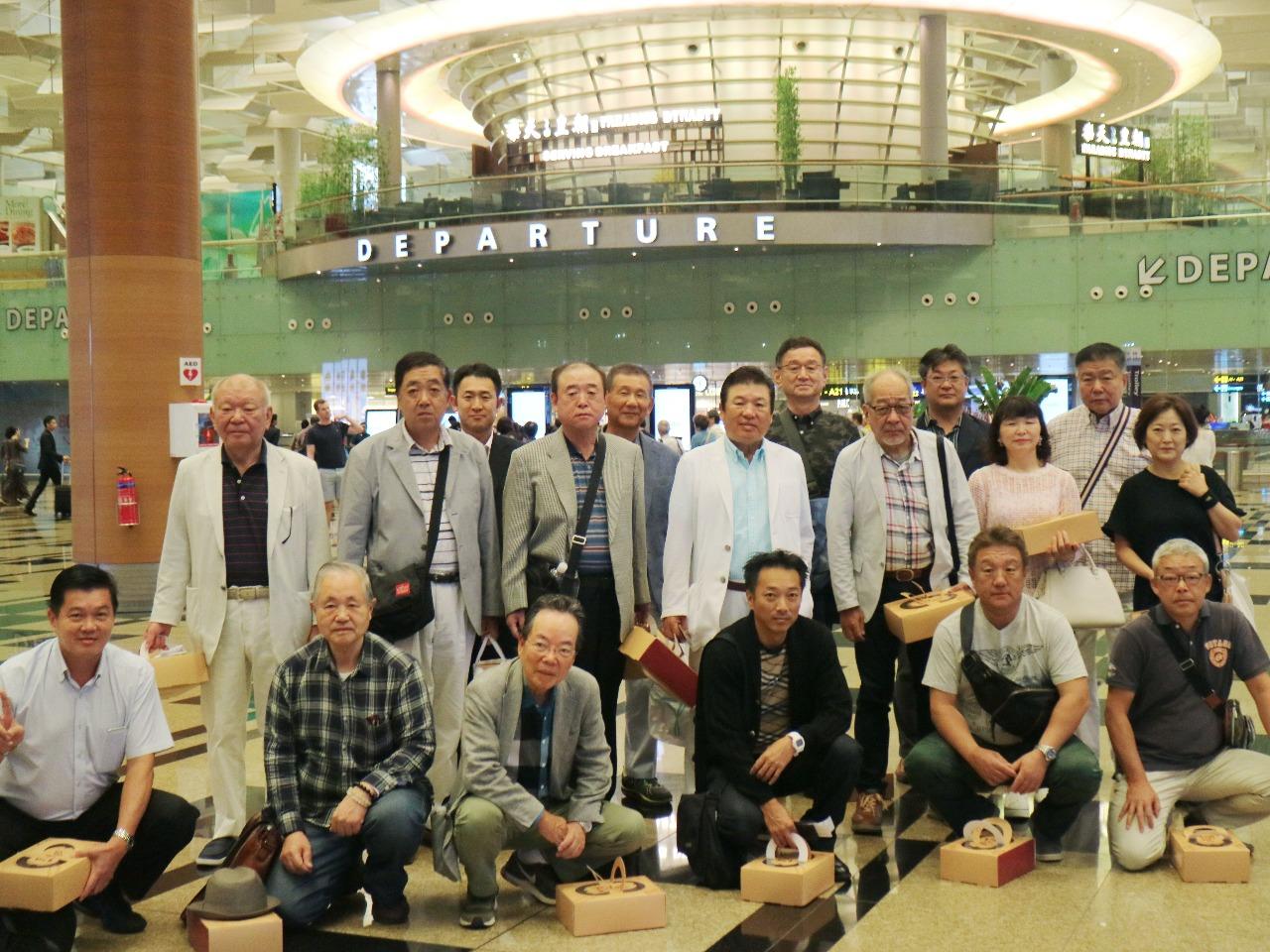 2016年 JY海外研修 (シンガポール)