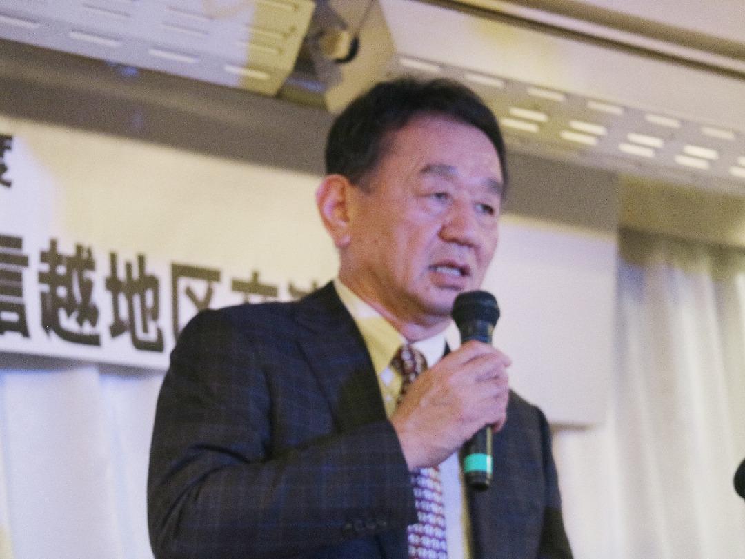 焼肉検定説明 田中理事