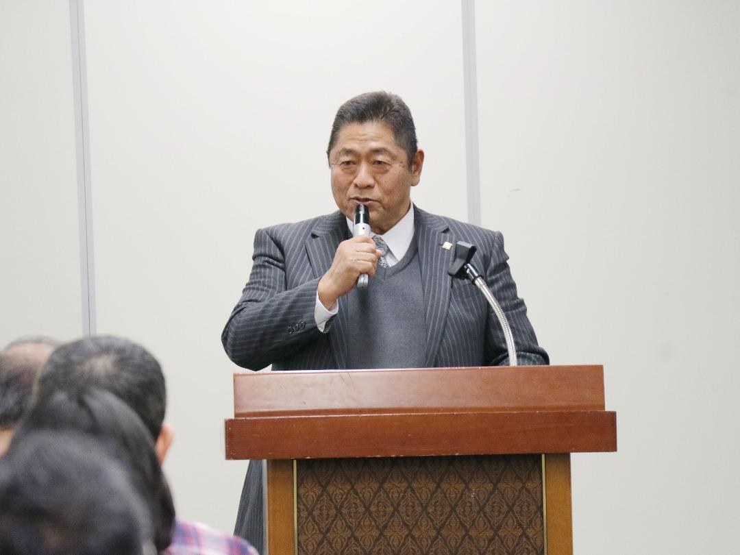 開会宣言 関西地区