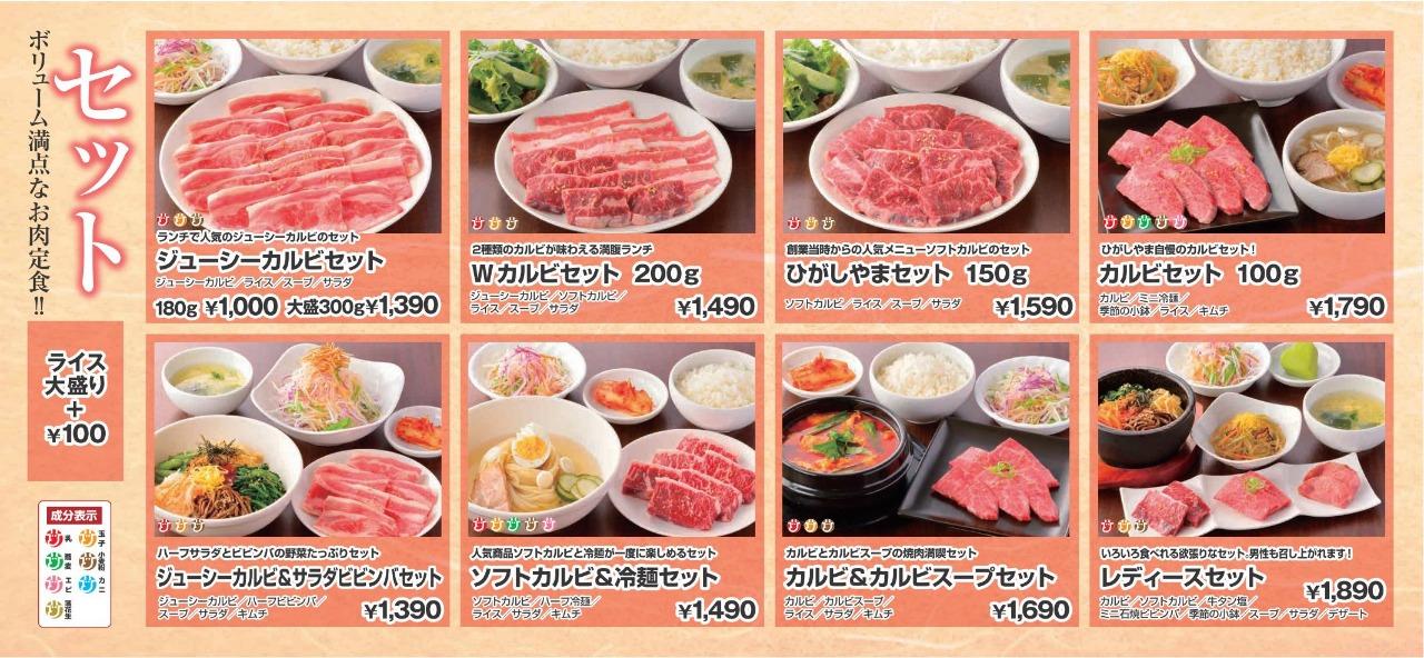 泉大沢店02セット